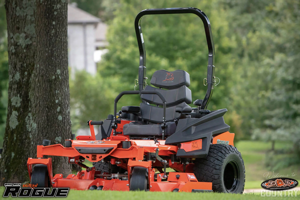 Bad Boy Mowers | Rogue Lawn Mowers | Model 852CC Kawasaki® FX 27HP for sale at H&R Agri-Power