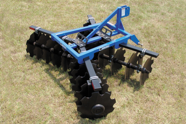 Bush Hog | 1D Series Lift Disc Harrows | Model 1D60 for sale at H&R Agri-Power