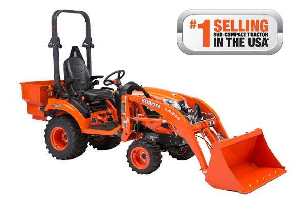 Kubota Models: BX1880 / BX2380 / BX2680 for sale at H&R Agri-Power