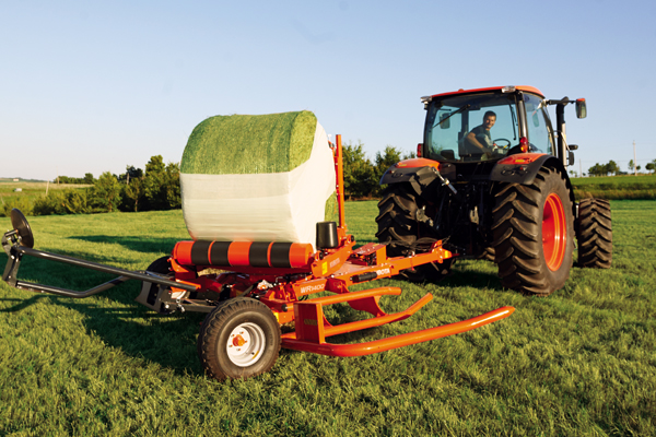Kubota | Farm Implements | Wrappers for sale at H&R Agri-Power