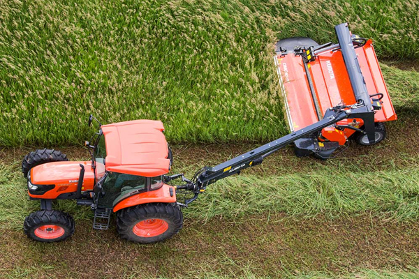 Kubota | Farm Implements | Disc Mower Conditioners for sale at H&R Agri-Power