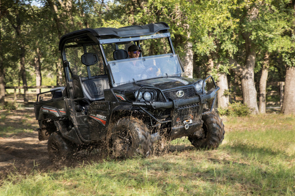 Kubota | Utility Vehicles | Full-Size Gas Utility Vehicles for sale at H&R Agri-Power