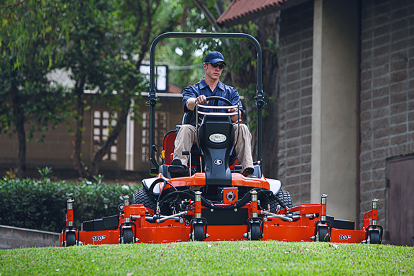 Kubota | Mowers | Front Mount Mowers for sale at H&R Agri-Power