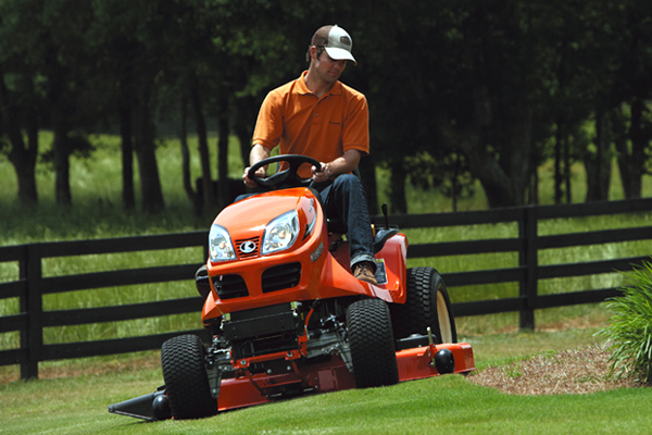 Kubota | Lawn & Garden Tractors | GR Series for sale at H&R Agri-Power