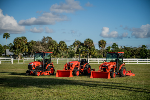 Kubota | Compact Tractors | LX Series for sale at H&R Agri-Power