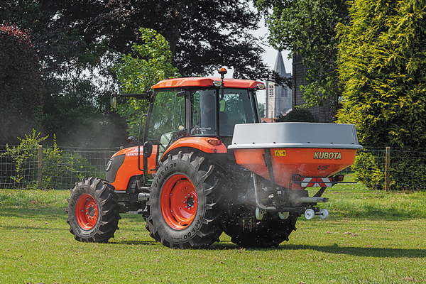 Kubota | Farm Implements | Spreaders for sale at H&R Agri-Power