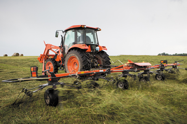Kubota | Farm Implements | Tedders for sale at H&R Agri-Power