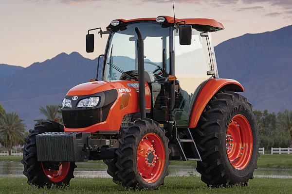 Kubota | M6060 / M7060 Series | Model M7060 for sale at H&R Agri-Power