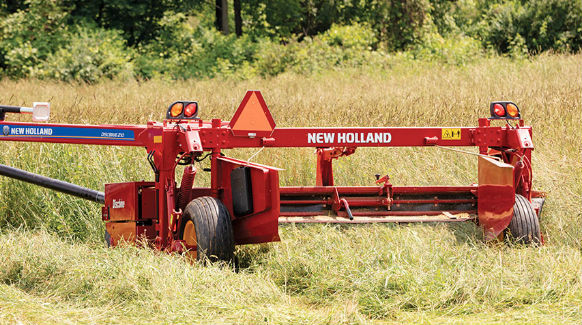 New Holland Ag Products Discbine® 210 » H&R Agri-Power