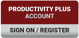 productivity plus account button