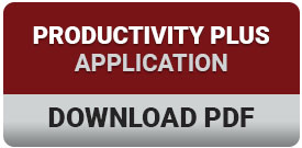 Productivity Plus Application button