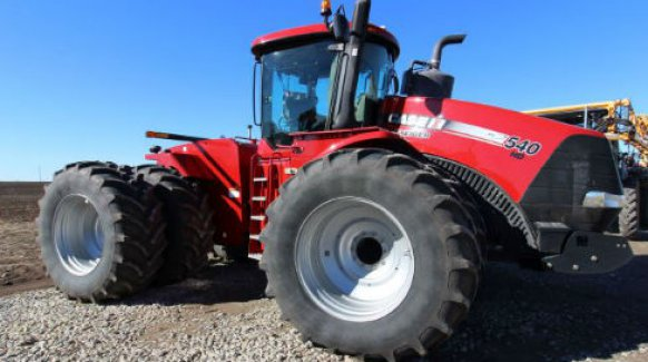 Case IH Products Steiger 540 Wheeled » H&R Agri-Power