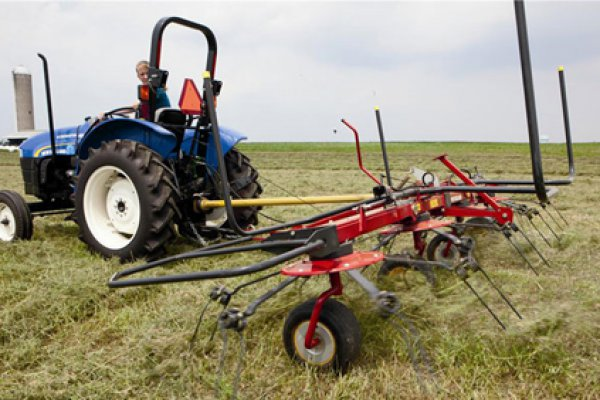 New Holland Ag Products | ProTed Rotary Tedders | Model 3417 for sale at H&R Agri-Power