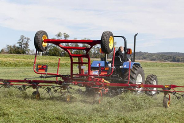 New Holland Ag Products | ProTed Rotary Tedders | Model 3625 for sale at H&R Agri-Power