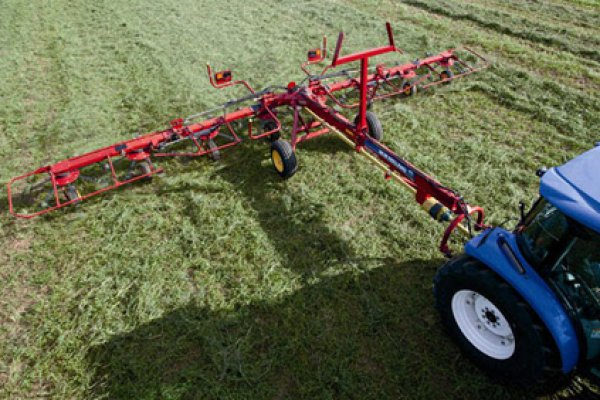 New Holland Ag Products | ProTed Rotary Tedders | Model 3836 for sale at H&R Agri-Power