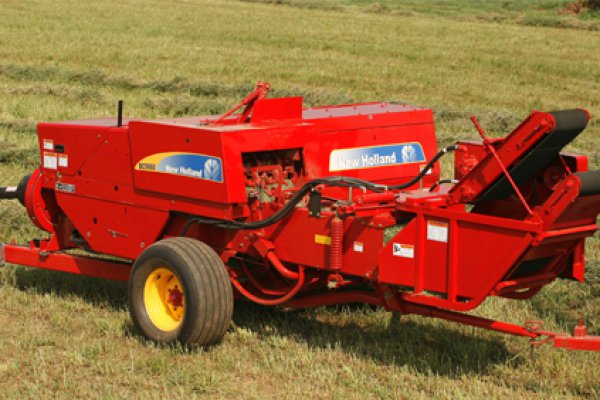 New Holland Ag Products | BC5000 Series Small Square Balers | Model BC5060 for sale at H&R Agri-Power