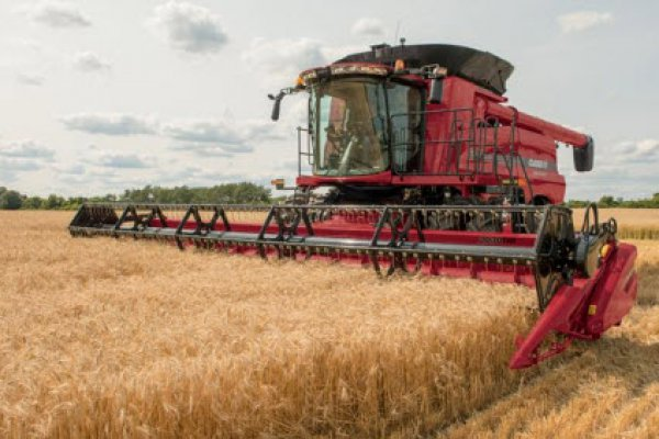 Case IH Products | Axial-Flow® 140 Series Combines | Model Axial-Flow® 6140 for sale at H&R Agri-Power