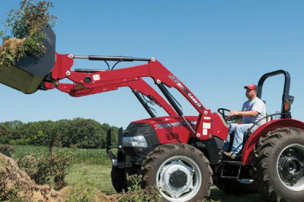Case IH Products | L505 Series Loaders | Model L545 for sale at H&R Agri-Power
