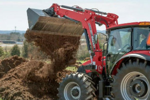 Case IH Products | Loader Attachments | General Purpose Buckets for sale at H&R Agri-Power