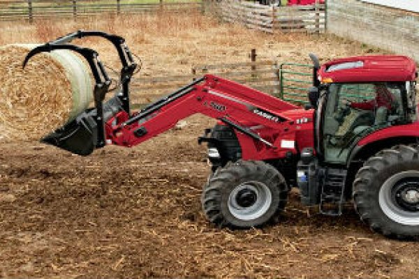 Case IH Products | Loader Attachments | Grapple Buckets for sale at H&R Agri-Power