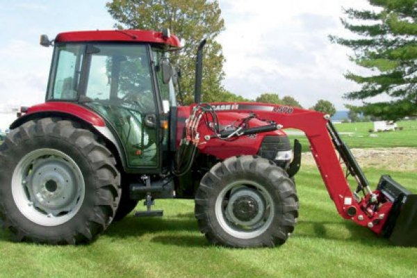 Case IH Products | L505 Series Loaders | Model L575 for sale at H&R Agri-Power