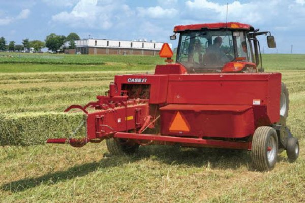 Case IH Products | Small Square Balers | Model SB541 Small Square Baler for sale at H&R Agri-Power