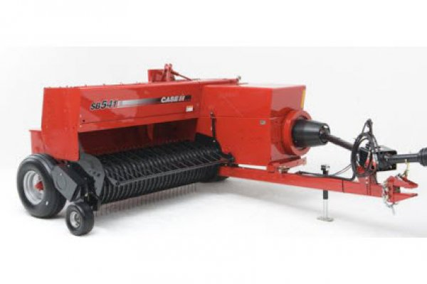 Case IH Products | Small Square Balers | Model SB541C Small Square Baler for sale at H&R Agri-Power
