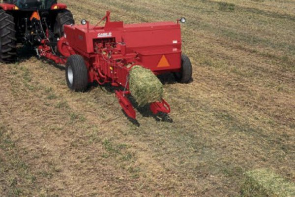Case IH Products | Small Square Balers | Model SB551 Small Square Baler for sale at H&R Agri-Power