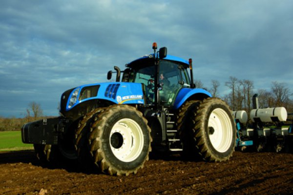 New Holland Ag Products | Genesis T8 Series - Tier 4B | Model Genesis T8.410 for sale at H&R Agri-Power
