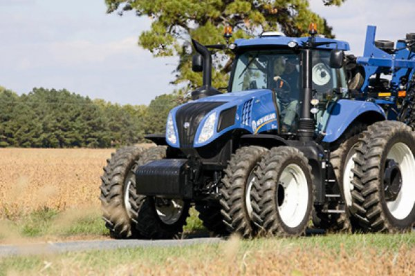 New Holland Ag Products | Genesis T8 Series - Tier 4B | Model Genesis T8.435 for sale at H&R Agri-Power