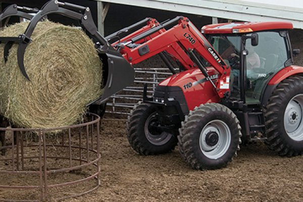 Case IH Products | Maxxum Series | Model Maxxum 110 MultiController (PRIOR MODEL) for sale at H&R Agri-Power