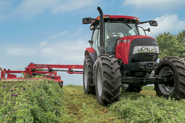 Case IH Products | Maxxum Series | Model Maxxum 125 MultiController for sale at H&R Agri-Power