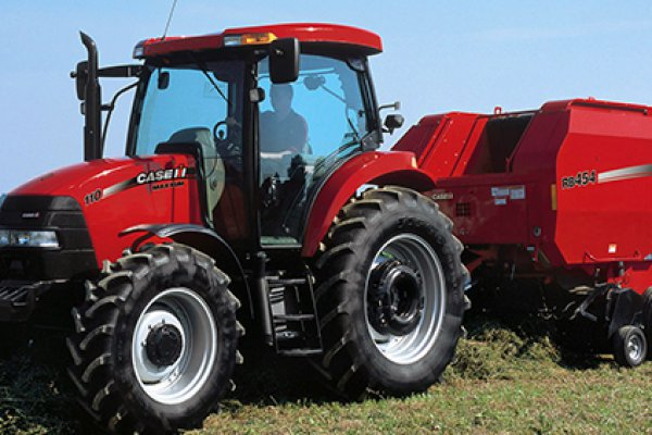 Case IH Products | Maxxum Series | Model Maxxum 110 (PRIOR MODEL) for sale at H&R Agri-Power