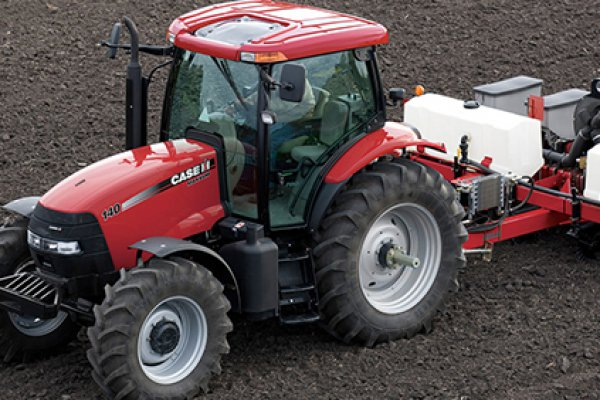 Case IH Products | Maxxum Series | Model Maxxum 140 (PRIOR MODEL) for sale at H&R Agri-Power