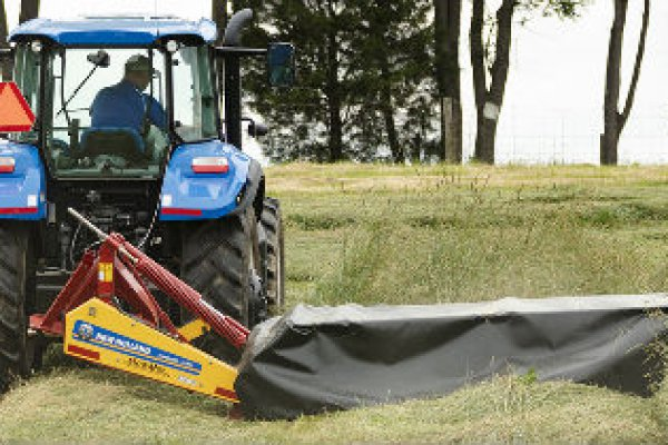 New Holland Ag Products | Haytools & Spreaders | DuraDisc™ Heavy-Duty Disc Mowers for sale at H&R Agri-Power