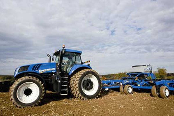 New Holland Ag Products | Genesis T8 Series - Tier 4B | Model Genesis T8.350 for sale at H&R Agri-Power