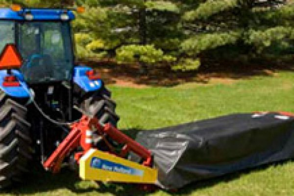 New Holland Ag Products | Haytools & Spreaders | Heavy-Duty Disc Mowers for sale at H&R Agri-Power