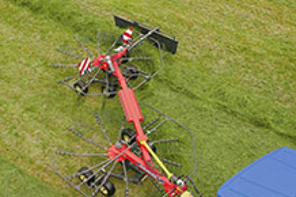 New Holland Ag Products | Haytools & Spreaders | ProRotor Rotary Hay Rakes for sale at H&R Agri-Power