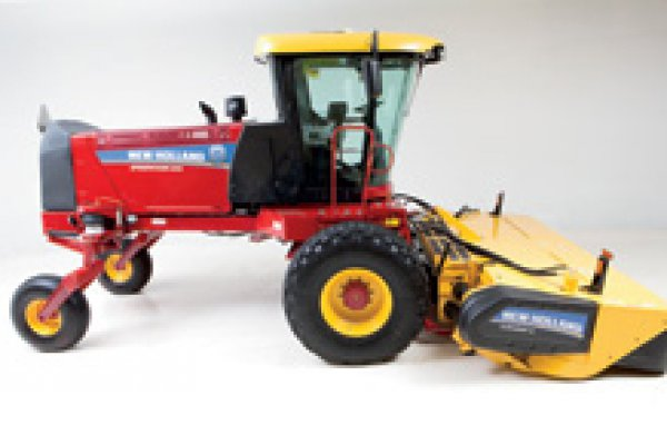 New Holland Ag Products | Haytools & Spreaders | Speedrower® SP Windrowers Tier 3 for sale at H&R Agri-Power