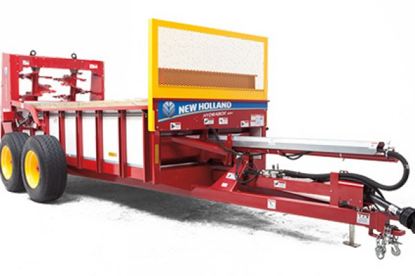 New Holland Ag Products | HydraBox Spreaders | Model Hydrabox 550V for sale at H&R Agri-Power