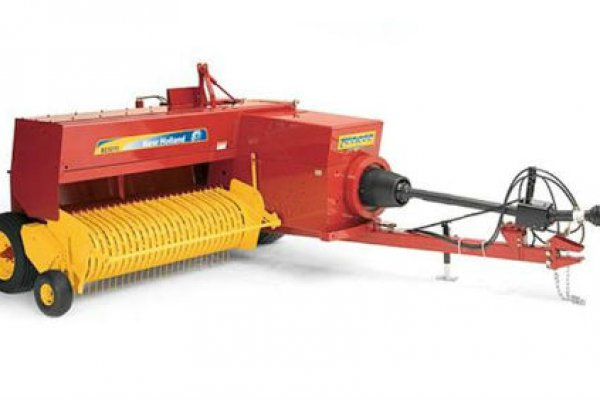 New Holland Ag Products | BC5000 Series Small Square Balers | Model BC5050 for sale at H&R Agri-Power