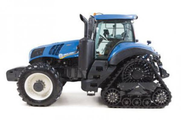 New Holland Ag Products | Genesis T8 Series - Tier 4B | Model GENESIS T8.380 SMARTTRAX for sale at H&R Agri-Power