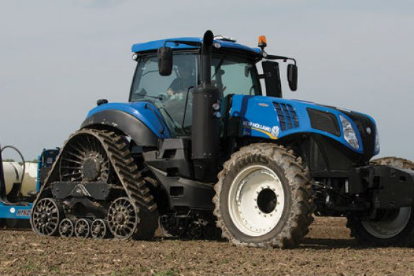 New Holland Ag Products | Genesis T8 Series - Tier 4B | Model GENESIS T8.410 SMARTTRAX for sale at H&R Agri-Power
