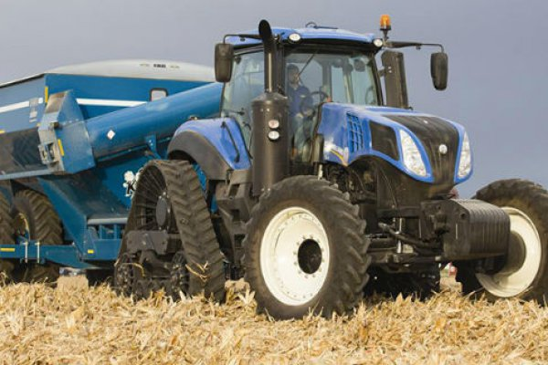 New Holland Ag Products | Genesis T8 Series - Tier 4B | Model GENESIS T8.435 SMARTTRAX for sale at H&R Agri-Power