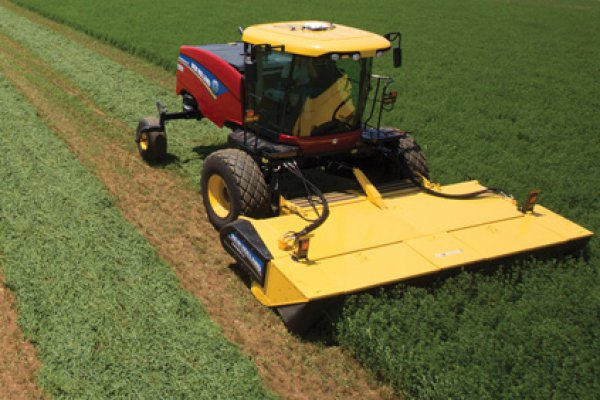 New Holland Ag Products | Haytools & Spreaders | Windrower Headers for sale at H&R Agri-Power