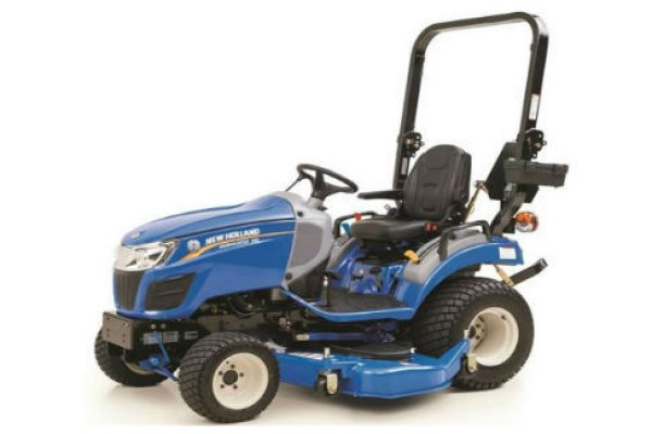 New Holland Ag Products | Workmaster™ 25S Sub-Compact | Model WM25S + 160GMS MMM for sale at H&R Agri-Power