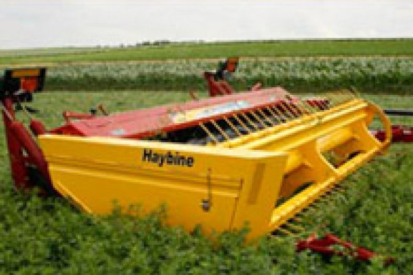 New Holland Ag Products | Haytools & Spreaders | Haybine Mower-Conditioner for sale at H&R Agri-Power
