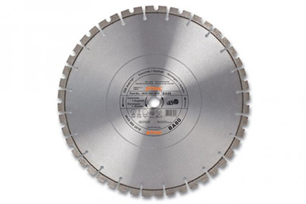 Stihl | Diamond Wheels | Model BA80 Diamond Wheel - Premium Grade for sale at H&R Agri-Power