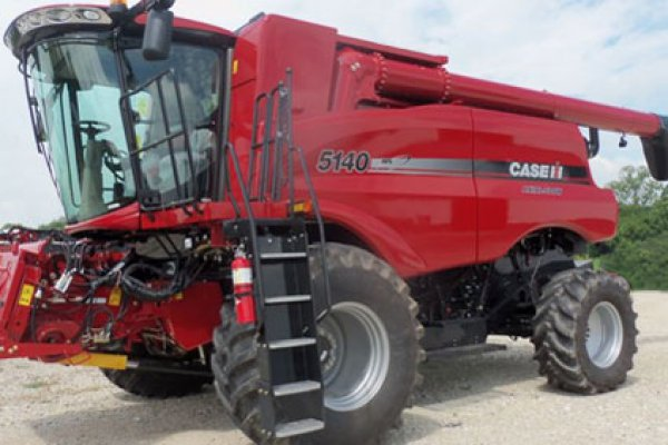 Case IH Products | Axial-Flow® 140 Series Combines | Model Axial-Flow® 5140 for sale at H&R Agri-Power