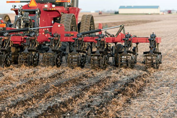 Case IH Products | Strip Till | Model Nutri-Tiller 950 Strip Till for sale at H&R Agri-Power